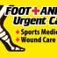 Urgent-foot-care