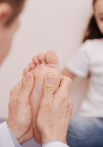 Child-Heel-Pain